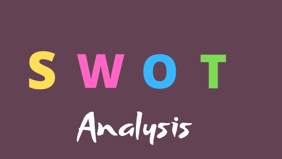 SWOT Analysis for finding niche for blog