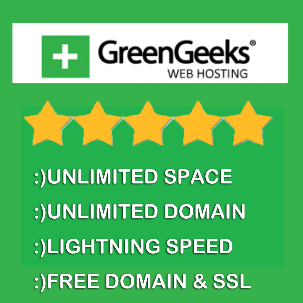 GreenGeek-Hosting-BlackFriday Deals 2020