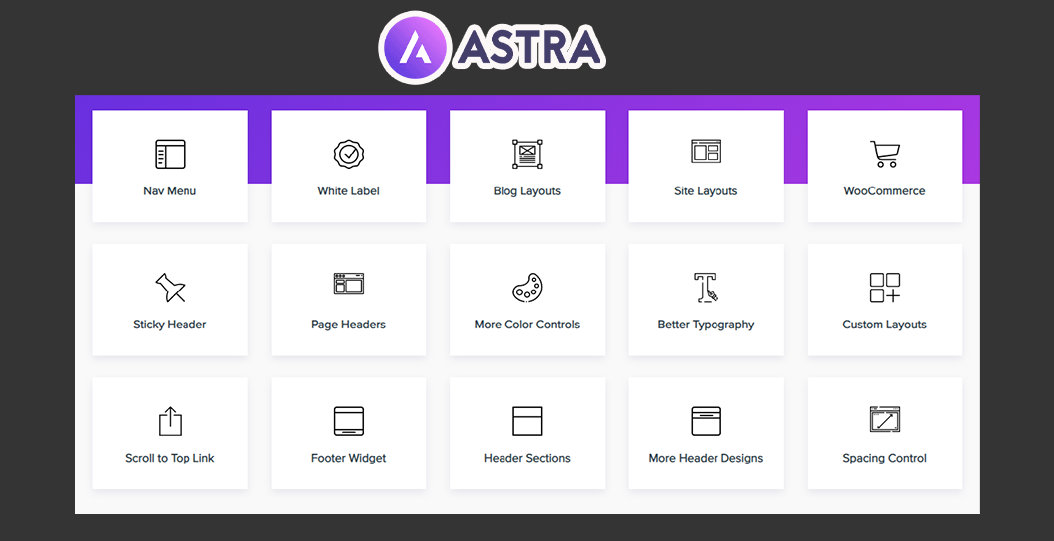 Astra Features