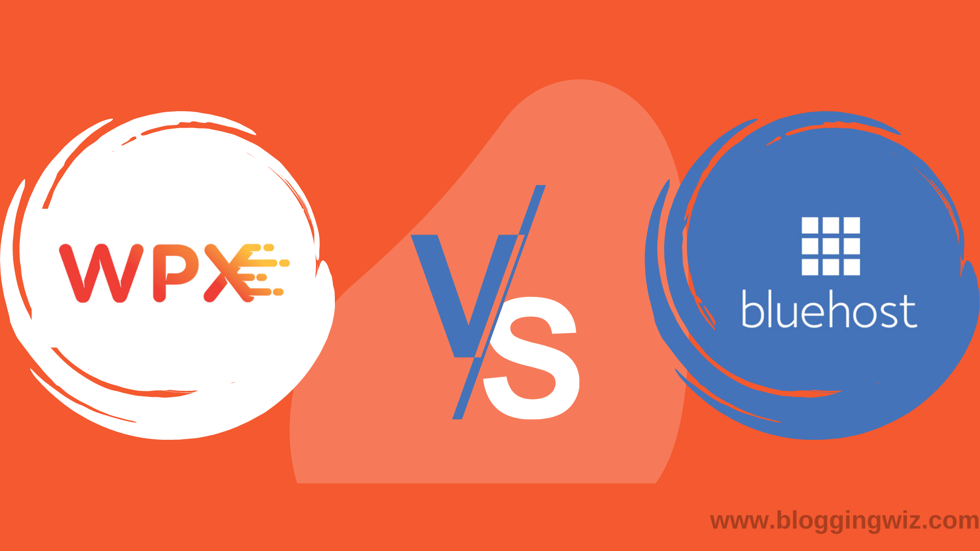 Wpx hosting Vs Bluehost Hosting